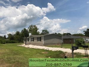 2016 Clayton 3 bed 2 bath land home Crosby